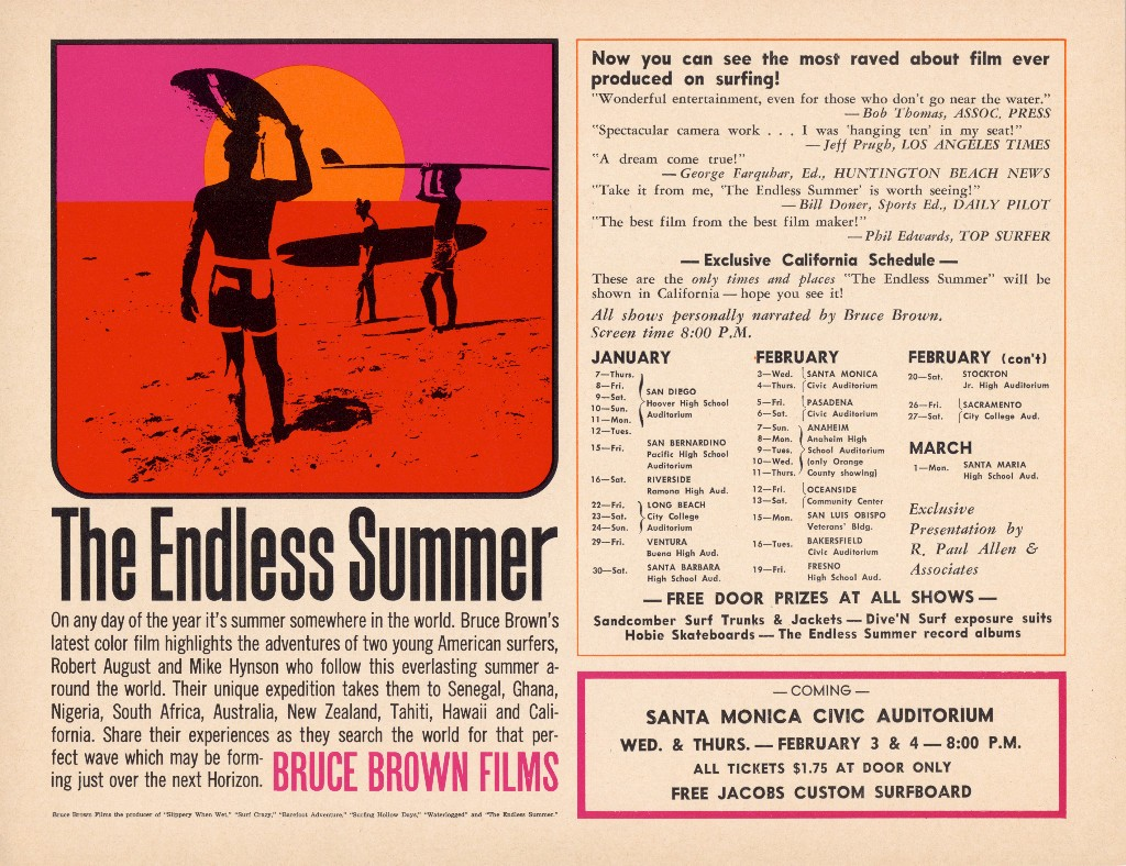 The Endless Summer Revisited Movie HD free download 720p