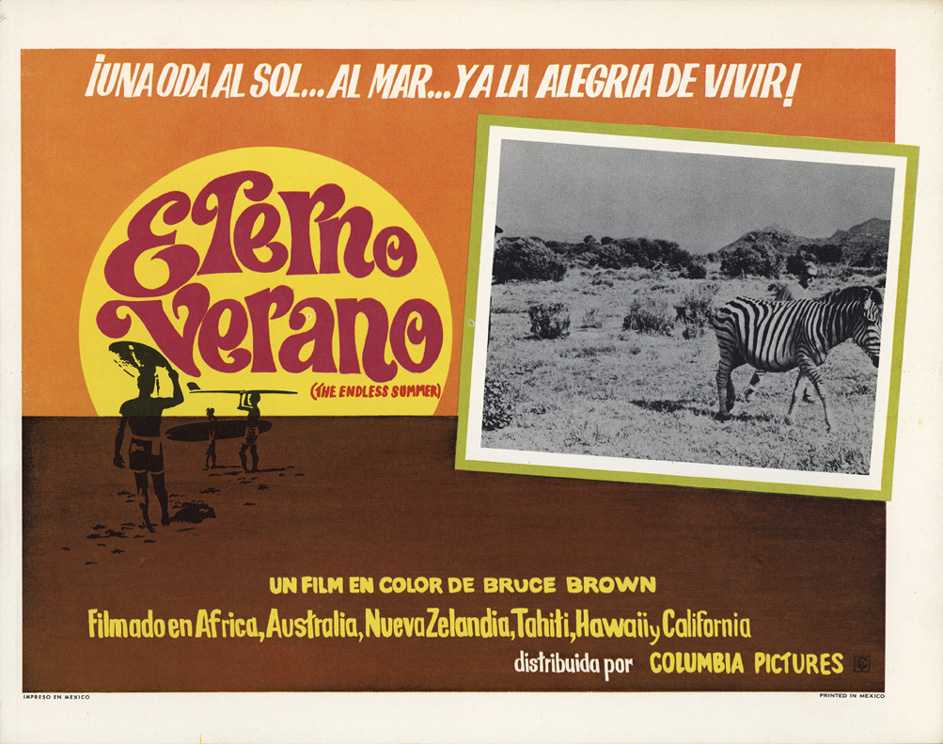 Spanish lobby card