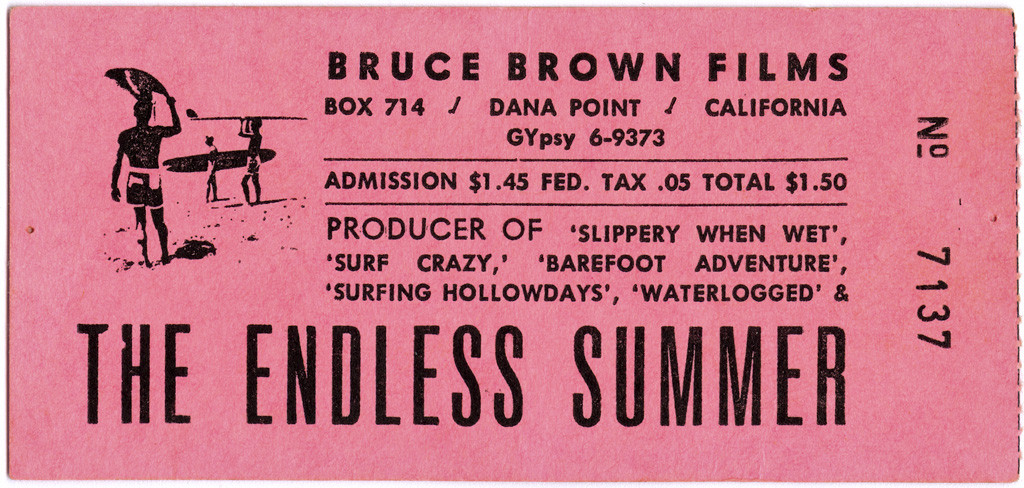 The Endless Summer 1964