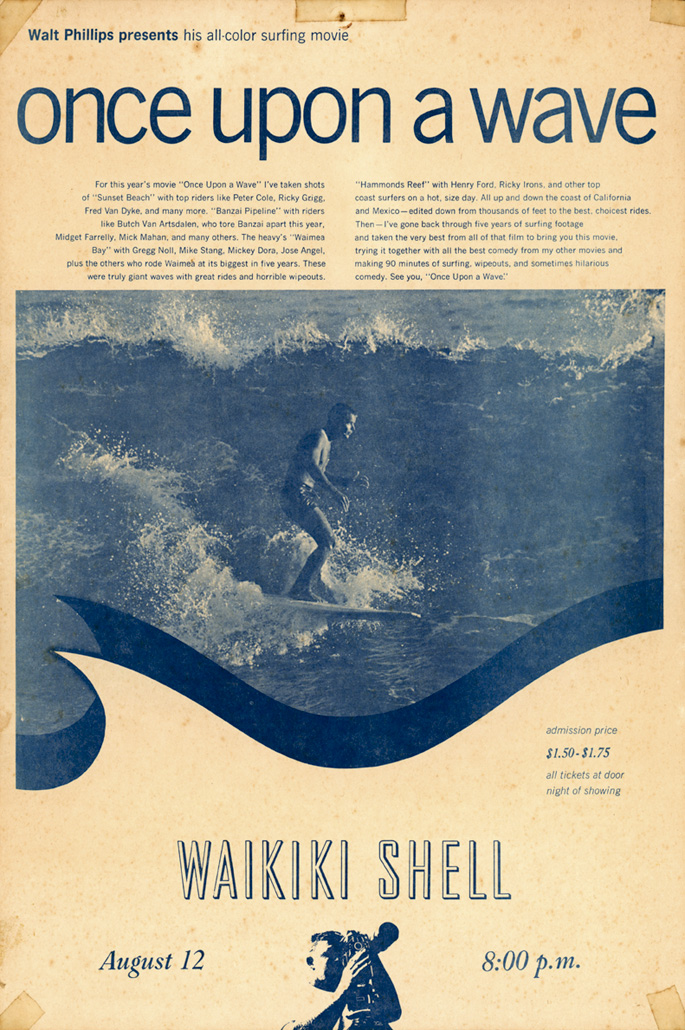 Once Upon a Wave (1963) – Surf Classics