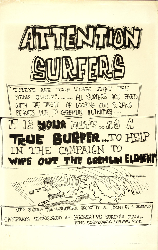 AttentionSurfers