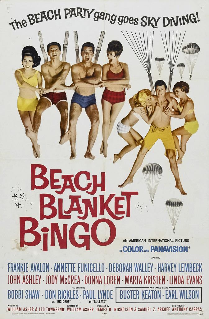 BeachBlanketBingo1965