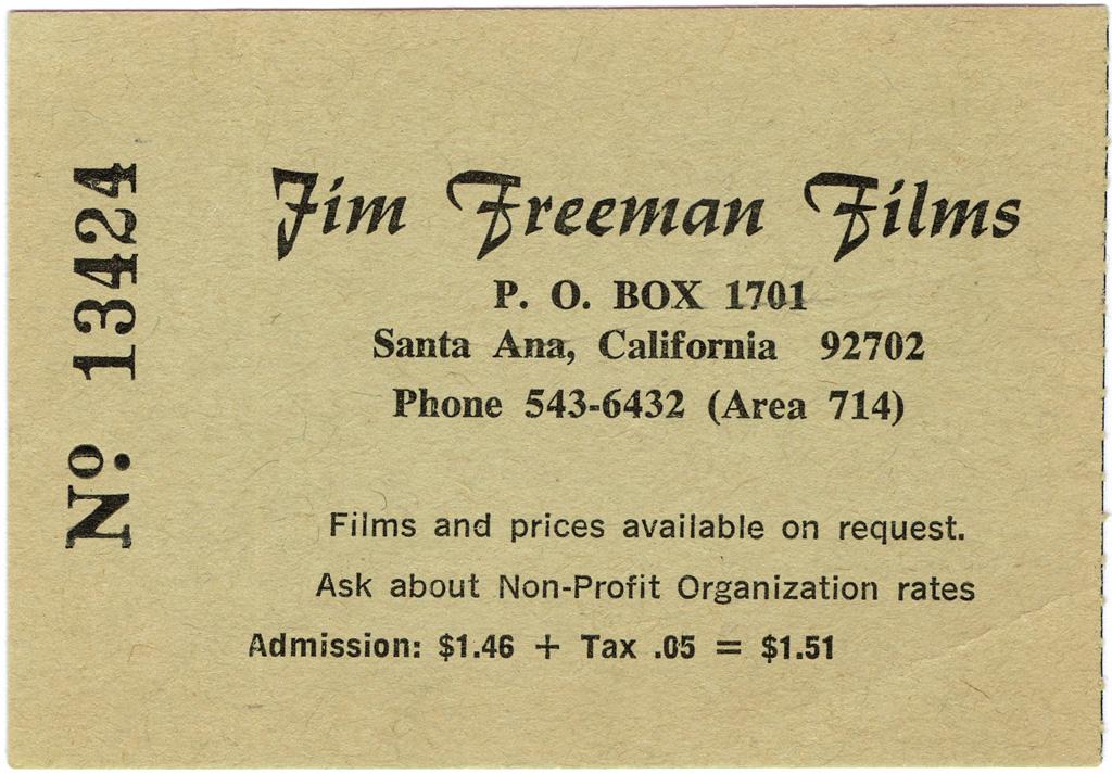 TSJimFreemanFilms