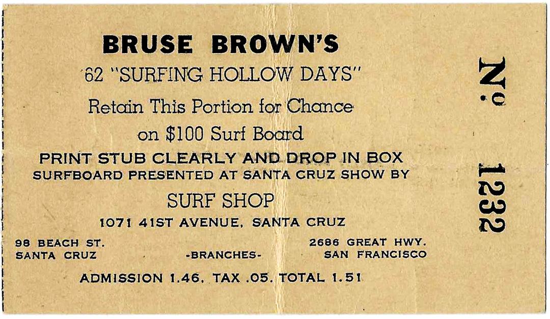 BB 62 Surifng Hollow Days